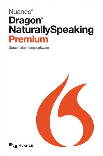 Verpackung von Dragon NaturallySpeaking 13 Premium - Upgrade [PC-Software]