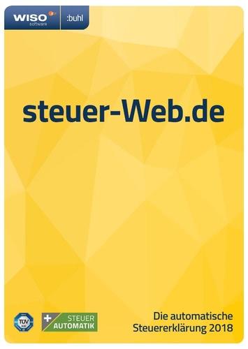 Verpackung von WISO steuer:Web 2019 (für Steuerjahr 2018) [MULTIPLATFORM]
