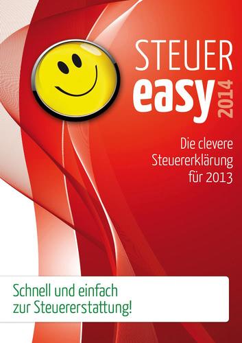 Verpackung von Steuer Easy 2014 (für Steuerjahr 2013) [PC-Software]