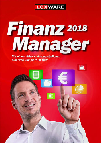 Lexware FinanzManager 2018, ESD (Download) (PC)