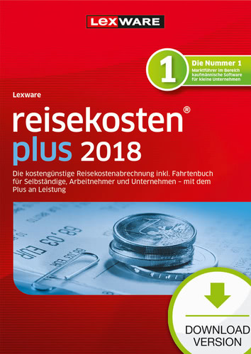 Lexware reisekosten plus 2018 Download – Abo Version