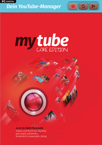 Verpackung von S.A.D. MyTube Core Edition [PC-Software]
