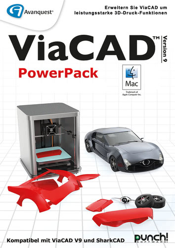 ViaCAD PowerPack (Mac)