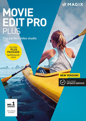 Packaging by Magix Movie Edit Pro Plus (2018) [PC-software]