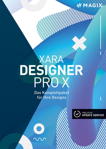 Xara Designer Pro X (Version 2019) (Download), PC