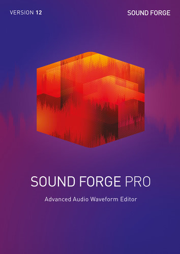 Sound Forge Pro 12 (Download), PC