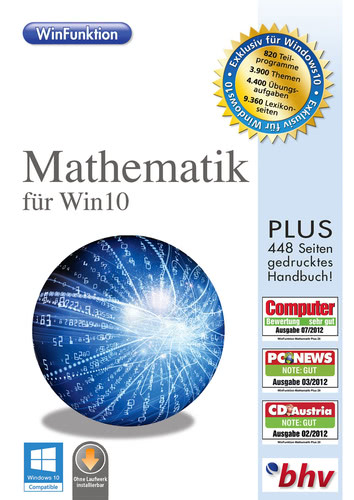 WinFunktion Mathematik für Win10, ESD (Download...