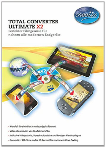 Creetix Total Converter Ultimate X2, ESD (Downl...