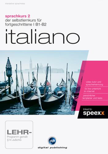 Verpackung von Sprachkurs 2 Italiano [PC-Software]