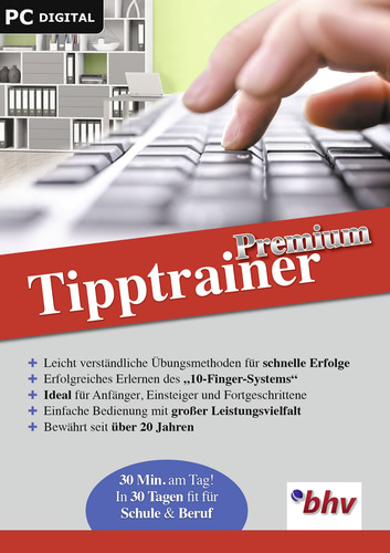 Tipptrainer Premium (Download), PC