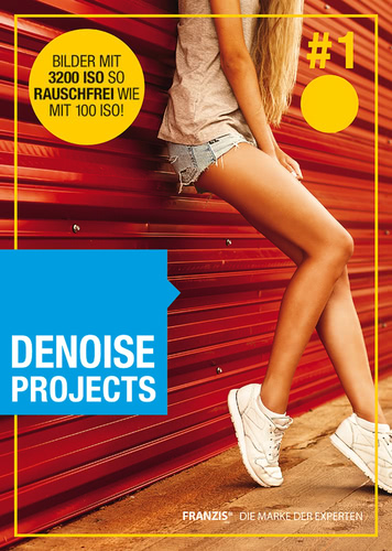 Verpackung von DENOISE projects [PC-Software]