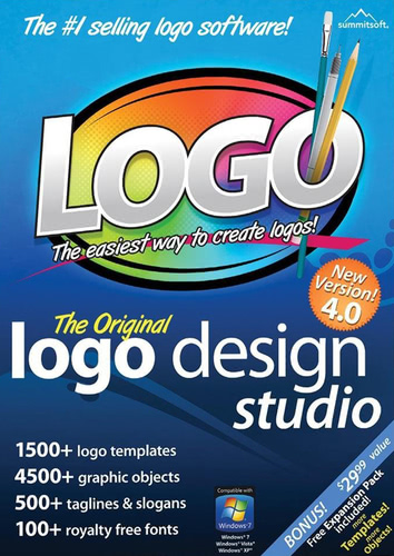 Packaging by Logo Design Studio 4.0 [PC-software]