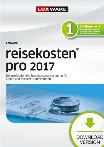 Lexware reisekosten pro 2017 Jahresversion (365-Tage)