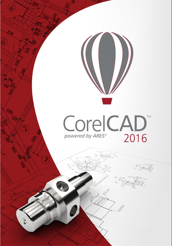 CorelCAD 2016 - Upgrade, ESD (Download) (PC)