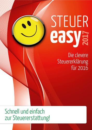 Steuer Easy 2017, Box (PC)