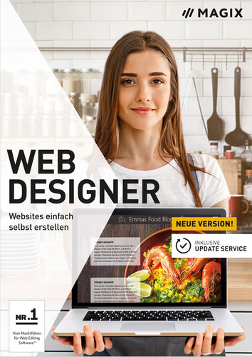 Web Designer (Version 2018) (Download), PC