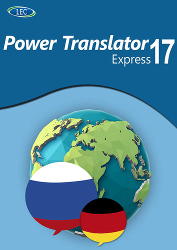 Verpackung von Power Translator 17 Express Deutsch-Russisch [PC-Software]