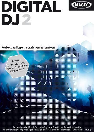 Verpackung von Digital DJ 2 [Mac-Software]