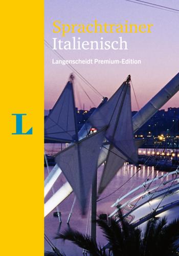 Verpackung von Sprachtrainer Italienisch A2 Premium Edition [PC-Software]