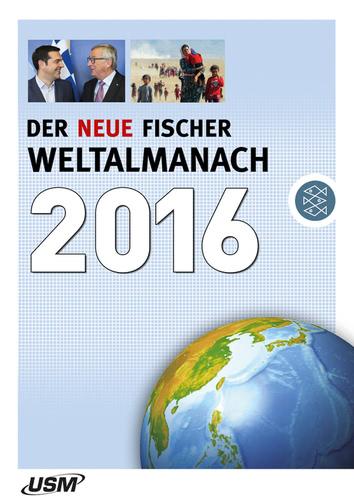 Verpackung von Fischer Weltalmanach 2016 [PC-Software]