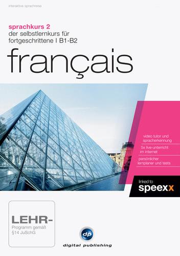 Verpackung von Sprachkurs 2 Français [PC-Software]