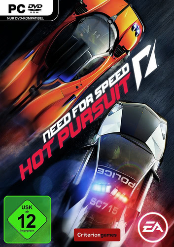 Verpackung von Need for Speed Hot Pursuit [PC]