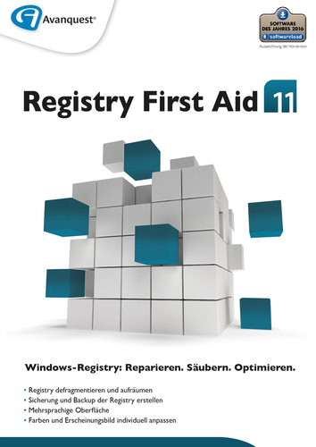 Registry First Aid 11 (Download), PC