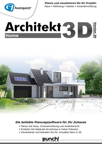 Architekt 3D 20 Home (Download), PC
