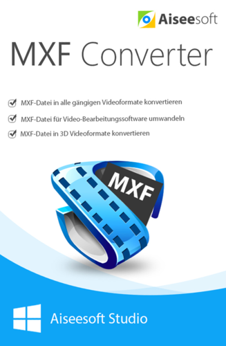 Aiseesoft MXF Converter (Download), PC