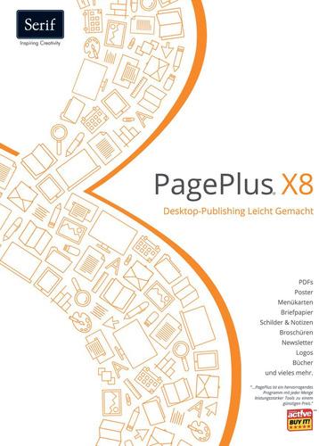 Serif PagePlus X8 (Download), PC