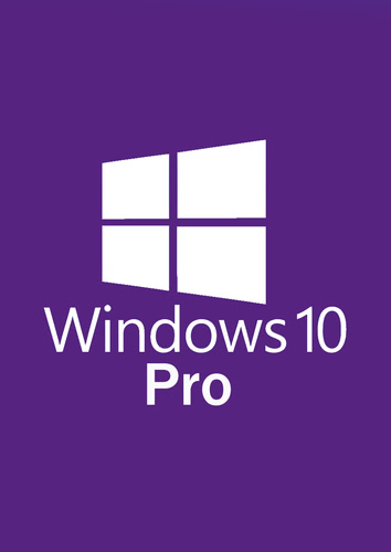 Verpackung von Windows 10 Pro 64-Bit DVD OEM Version [PC-Software]
