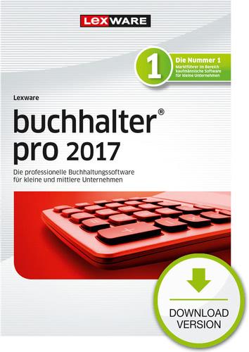 Lexware buchhalter pro 2017 Jahresversion (365-...