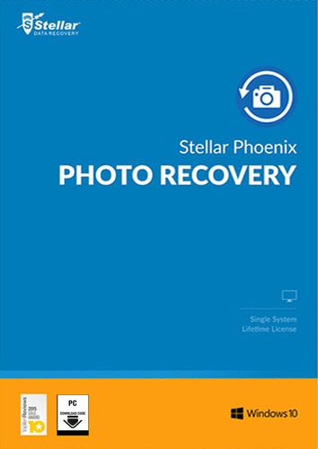 Stellar Phoenix Photo Recovery 8 Windows (Download), PC