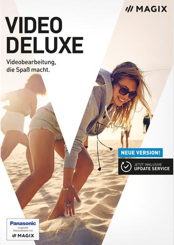 Verpackung von Magix Video deluxe (2017) [PC-Software]