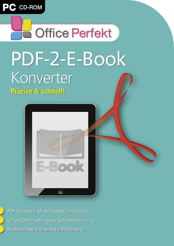 PDF-2-E-Book Konverter (Download), PC