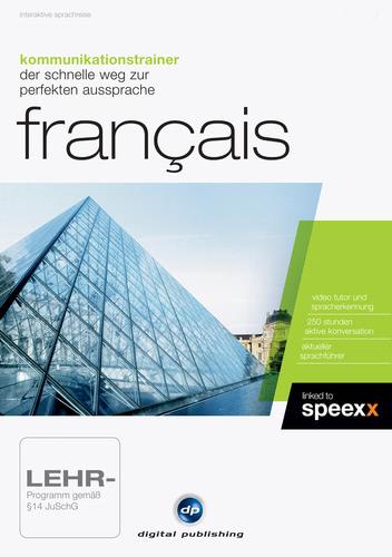 Verpackung von Kommunikationstrainer Français [PC-Software]