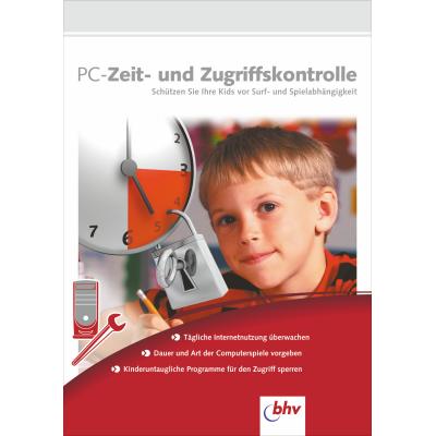 Verpackung von PC Zeit- und Zugriffskontrolle [PC-Software]