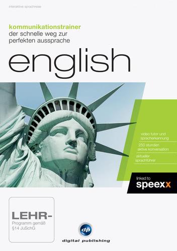 Verpackung von Kommunikationstrainer English [PC-Software]