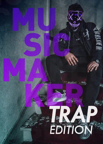 Verpackung von Music Maker 2020 Trap Edition [PC-Software]