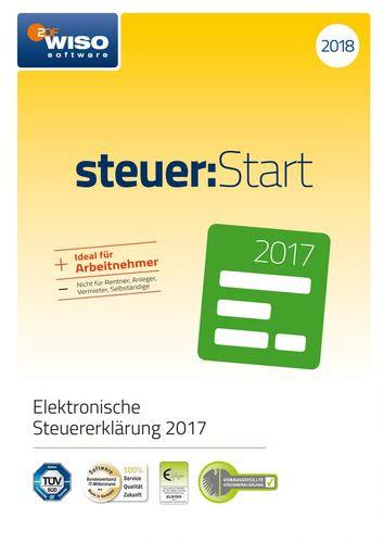 Verpackung von WISO steuer:Start 2018 [PC-Software]