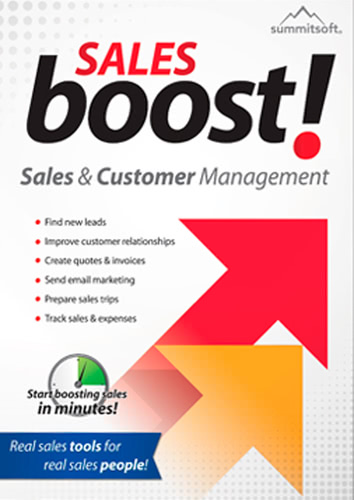 Packaging by Sales Boost [PC-software]