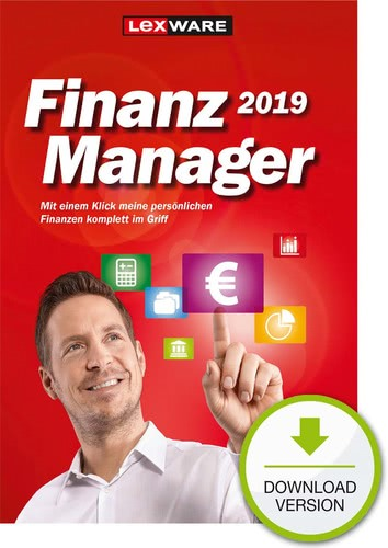 Lexware FinanzManager 2019, ESD (Download) (PC)