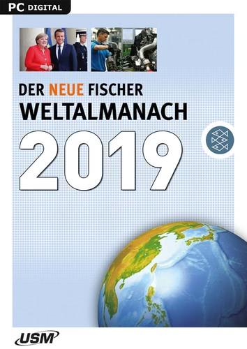 Verpackung von Fischer Weltalmanach 2019 [PC-Software]