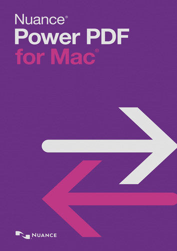 Verpackung von Power PDF 3 [Mac-Software]