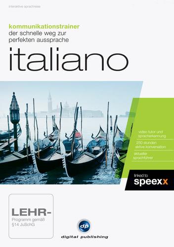 Verpackung von Kommunikationstrainer Italiano [PC-Software]