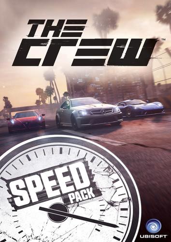 Verpackung von The Crew DLC 3 - Speed-Car-Pack [PC]