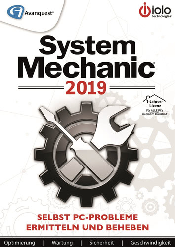 System Mechanic 2019, ESD (Download) (PC)