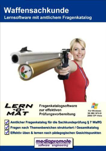 Verpackung von Lern-O-Mat Waffensachkunde [PC-Software]