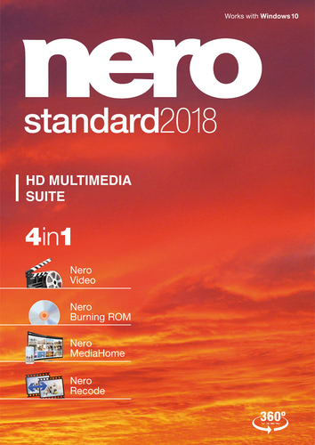 Packaging by Nero Standard 2018 [PC-software]