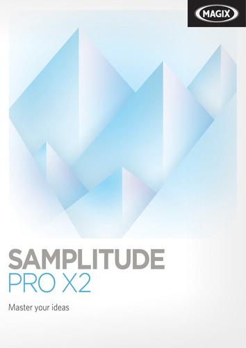 Verpackung von Magix Samplitude Pro X2 [PC-Software]